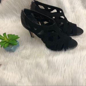 Calvin Klein Black Heels Size 10